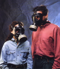 NBC CIVILIAN RESPIRATORS