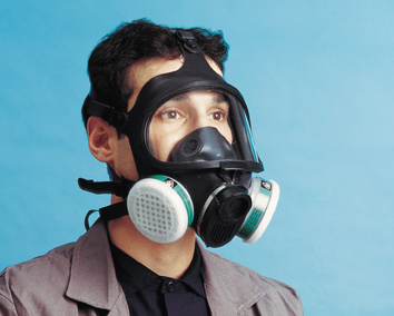 FULL FACE RESPIRATORS-5